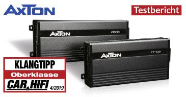AXTON A-Serie Verstärker Test